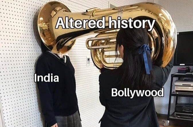altered history