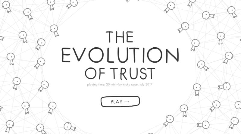 evolution of trust