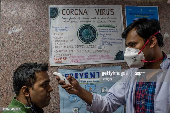 Coronavirus testing India