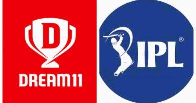 Dream 11 IPL sponsor