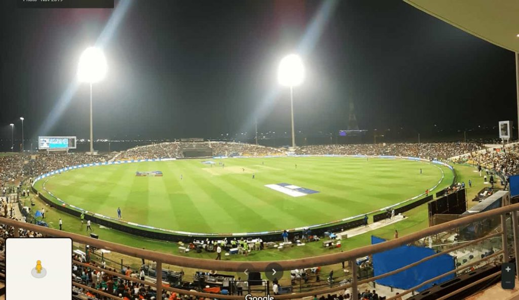 Sheikh jayed Cricket stadium