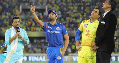 IPL toss