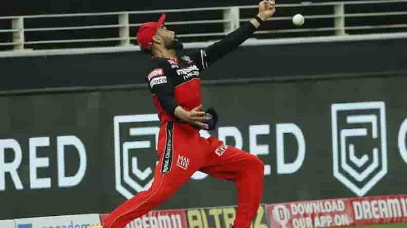 Kohli misses catch