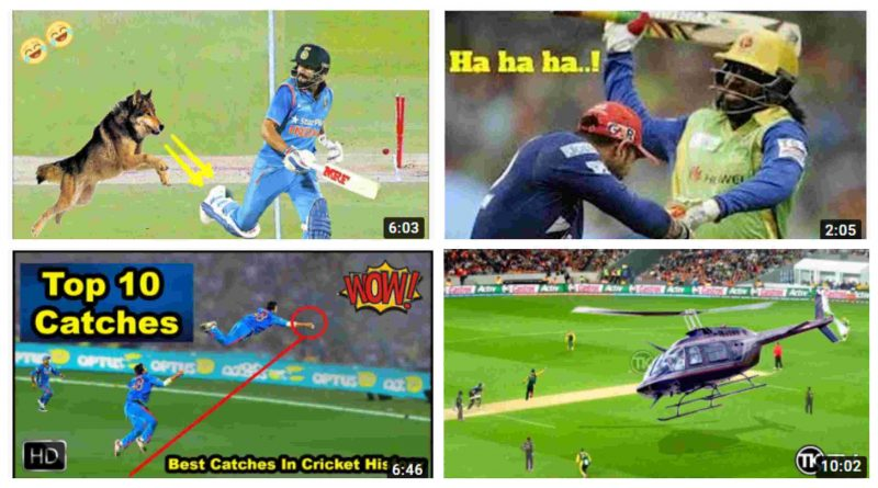 funny cricket thumbnails