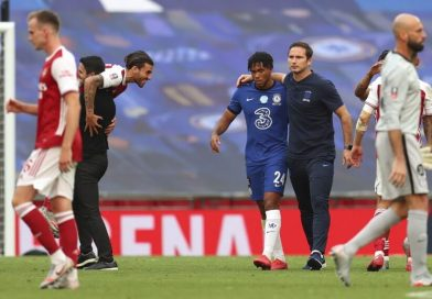 Lampard needs time at chelsea