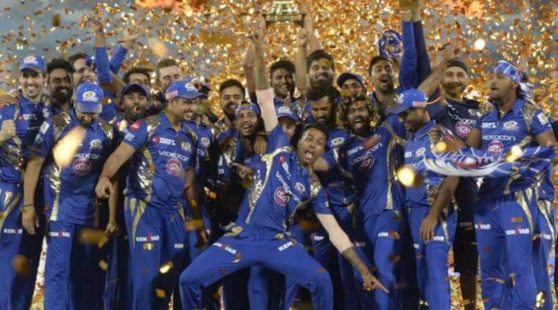MI winner IPL