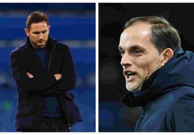 Frank Lampard sacked