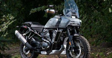 Harley Pan America