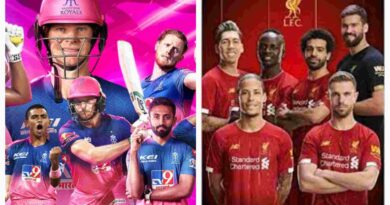 Rajasthan Royals Liverpool