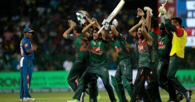 Bnagladesh angry team