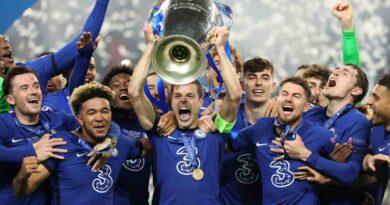 Chelsea champions league EURO winner