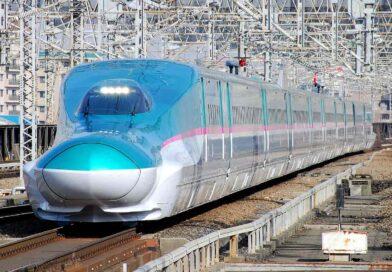 Indian bullet train