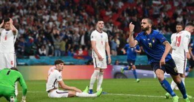 England lost EURO 2020